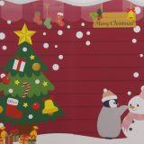 【草加店】クリスマスディスプレイでほっこり…