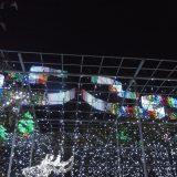 【草加店】12/24 クリスマスイルミネーションを少しだけ…