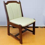 椅子の張り替え事例 19[2021.8 T様]